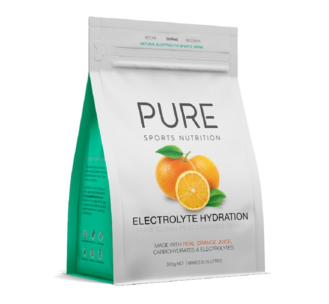 Electrolyte Hydration - Orange