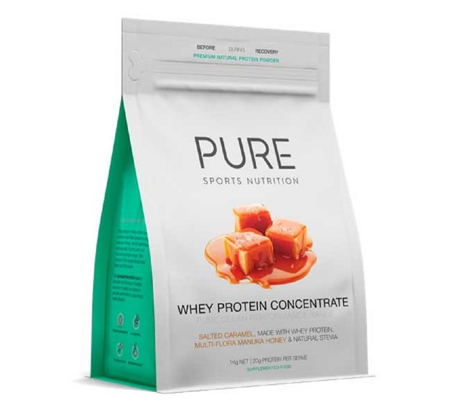 Whey Protein - Salted Caramel