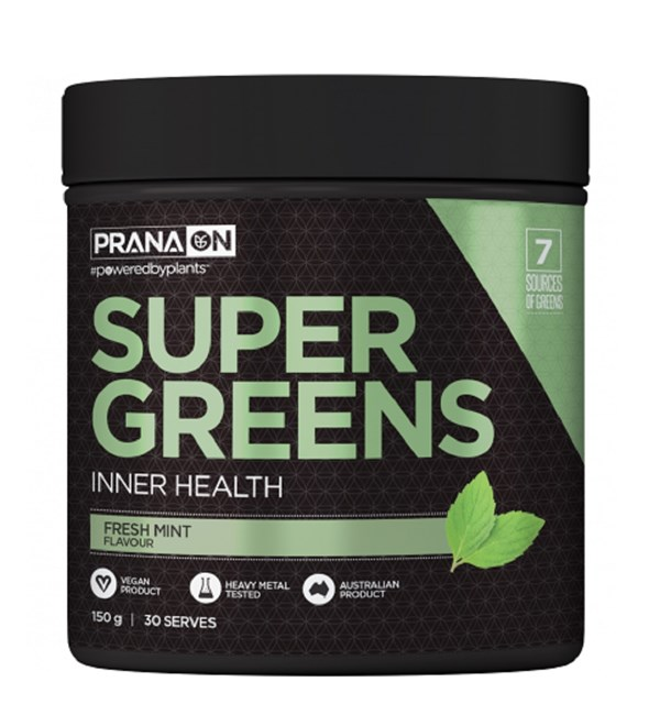 Super Greens - Fresh Mint
