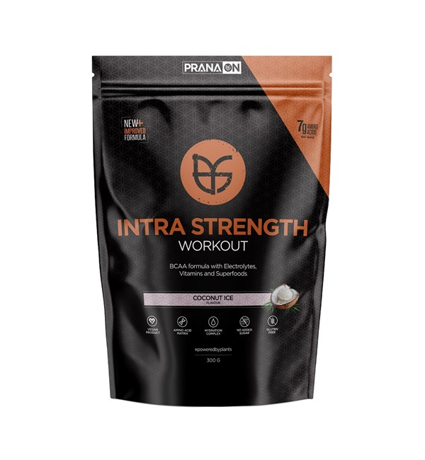 Intra Strength - Coconut Ice