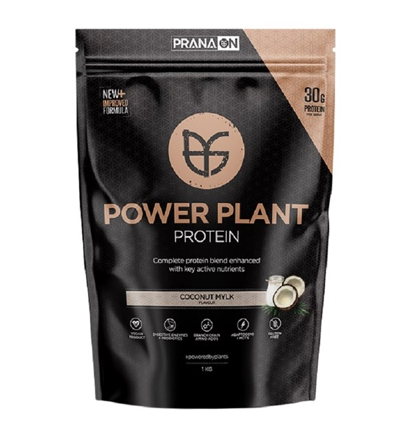 Power Plant Protein - Coconut