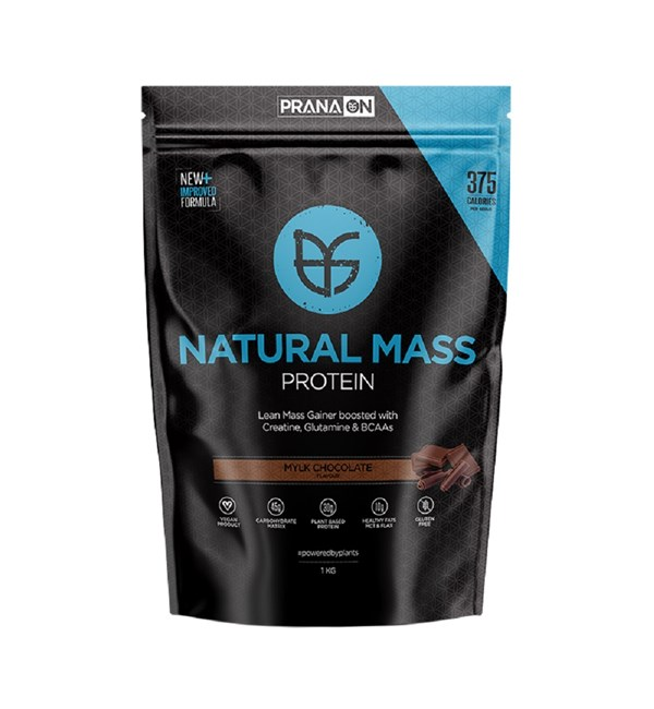 Natural Mass - Mylk Chocolate