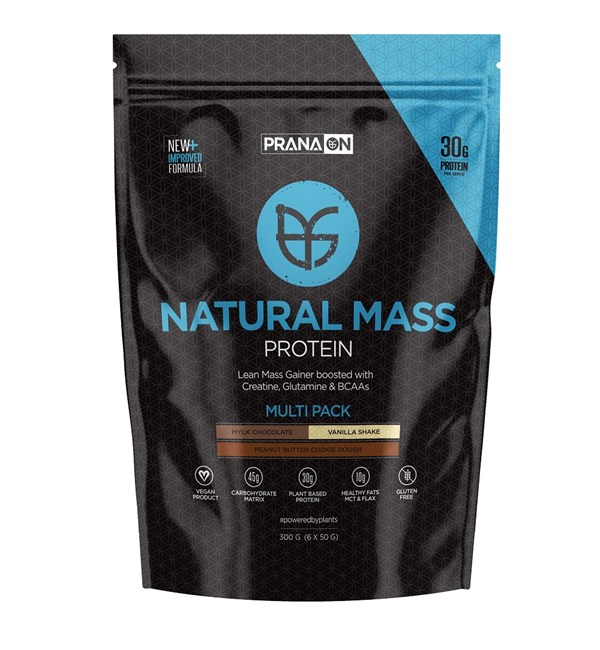 Natural Mass - Trial Pack