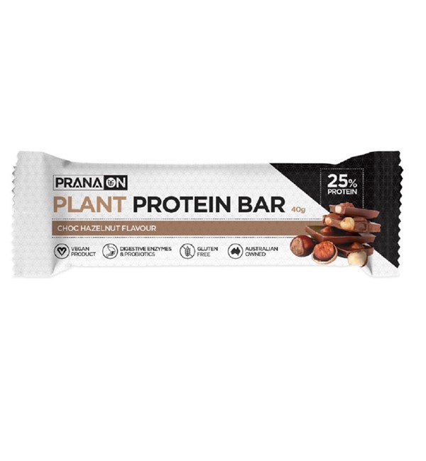 Plant Protein Bar - Choc Hazelnut (Best Before 09/2021)