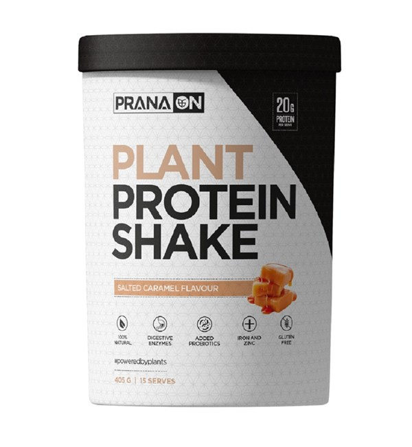Plant Protein Shake - Salted Caramel