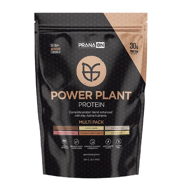 Power Plant Protein - Multi Pack