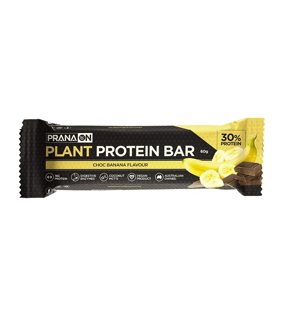 Plant Protein Bar - Choc Banana (BB 01/2021)
