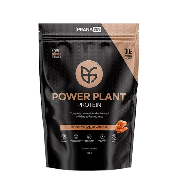 Power Plant Protein - Himalayan Salted Caramel