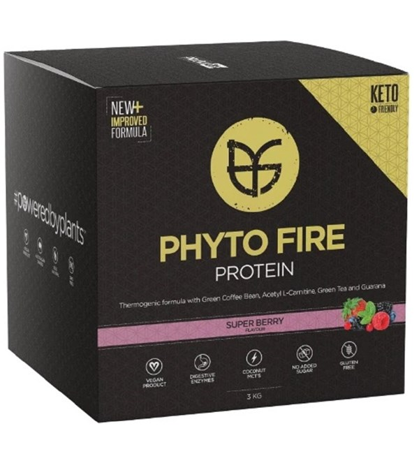 Phyto Fire Protein - Super Berry