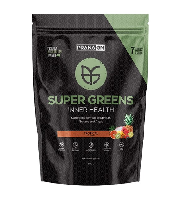 Super Greens - Tropical