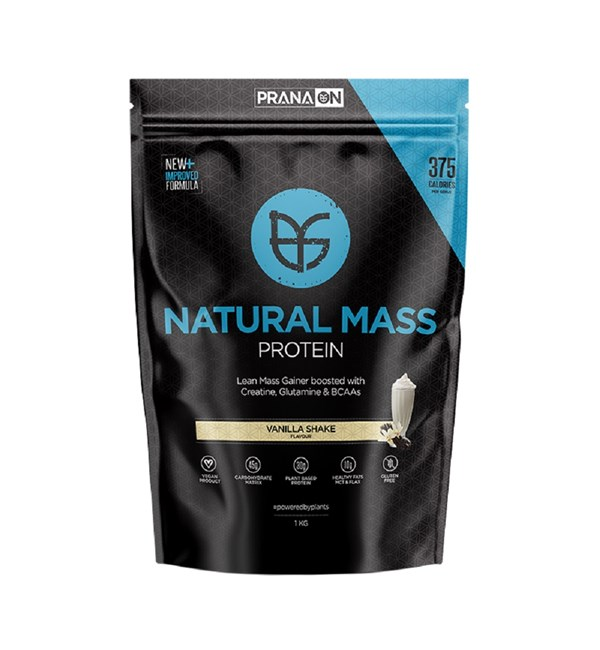 Natural Mass - Vanilla Shake