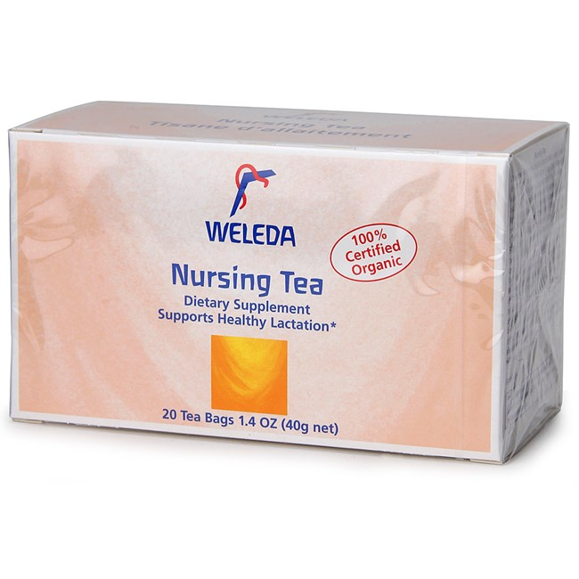 Nursing Tea Bags
