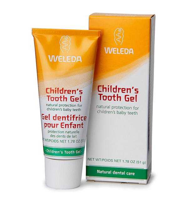 Childrens Tooth Gel