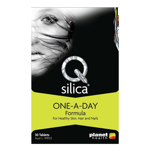 Qsilica One-A-Day