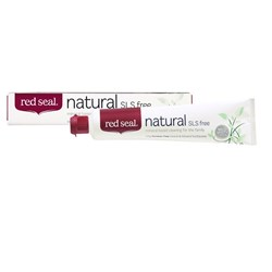 Natural Toothpaste SLS Free