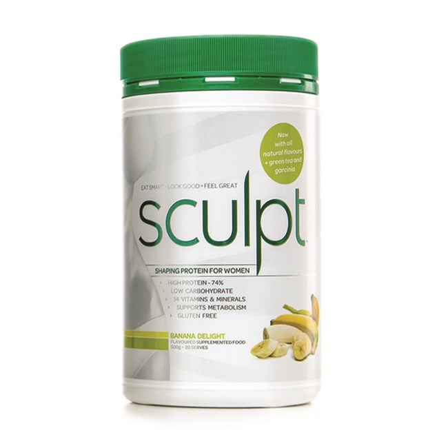 Sculpt Banana Delight