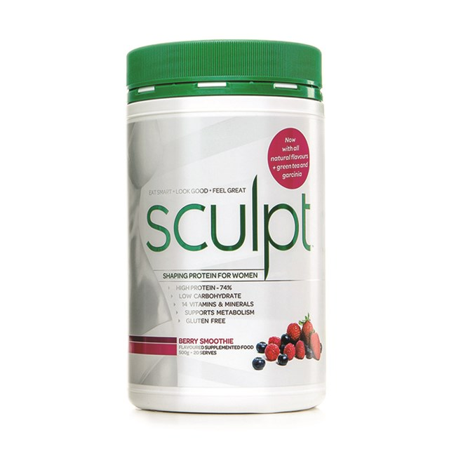 Sculpt Summer Berries
