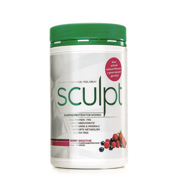 Sculpt Berry Smoothie