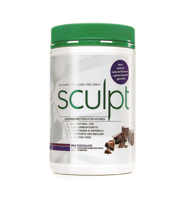 Sculpt Milk Chocolate