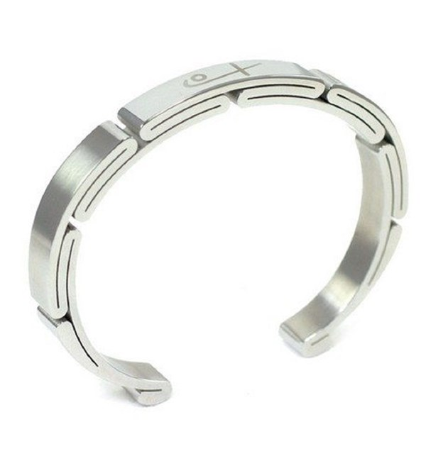 Stainless Steel Sports Cuff