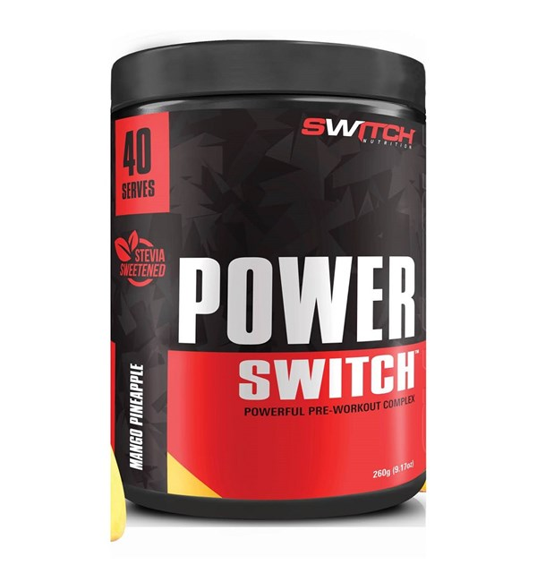 Power Switch - Mango Pineapple