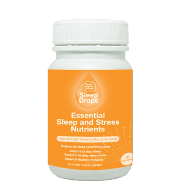 Essential Sleep and Stress Nutrients Capsules
