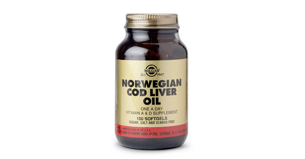 Solgar cod liver oil health 2000 for Fish oil weight gain