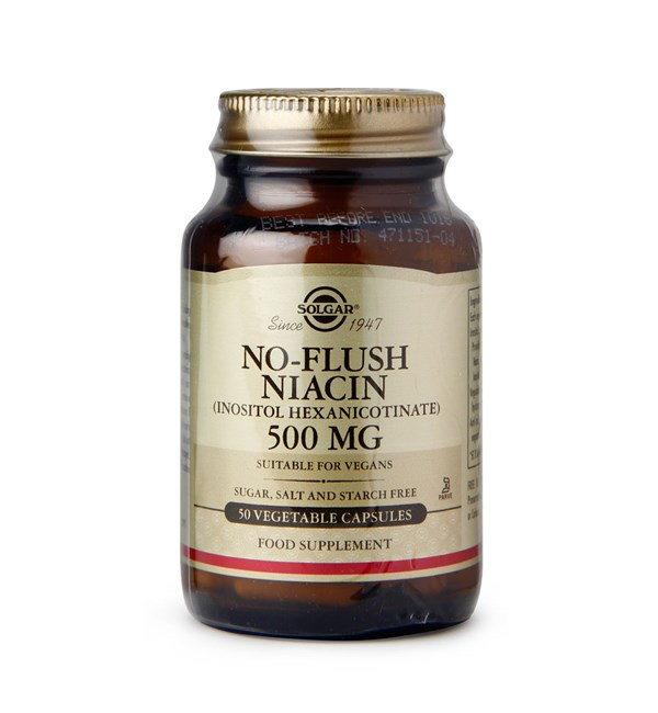 No Flush Niacin 500mg