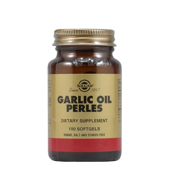Garlic Oil Pearls