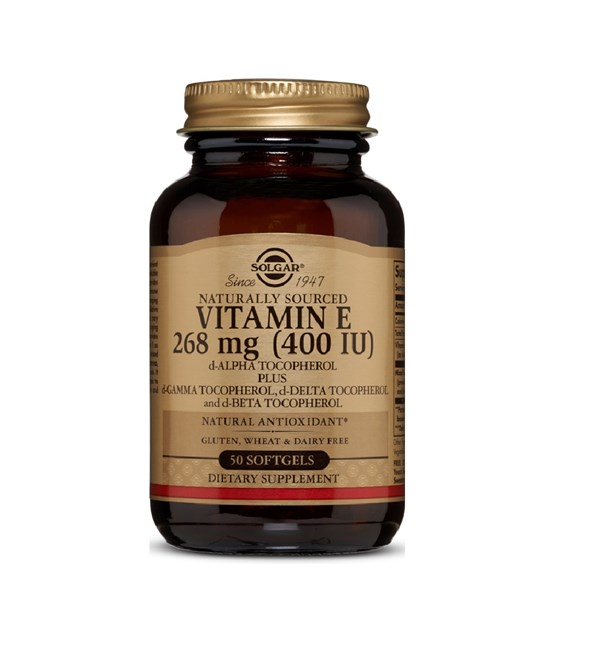 Vitamin E 400iu Mixed