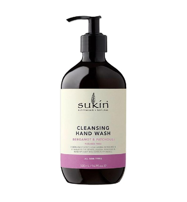 Cleansing Hand Wash - Bergamot/Patchouli