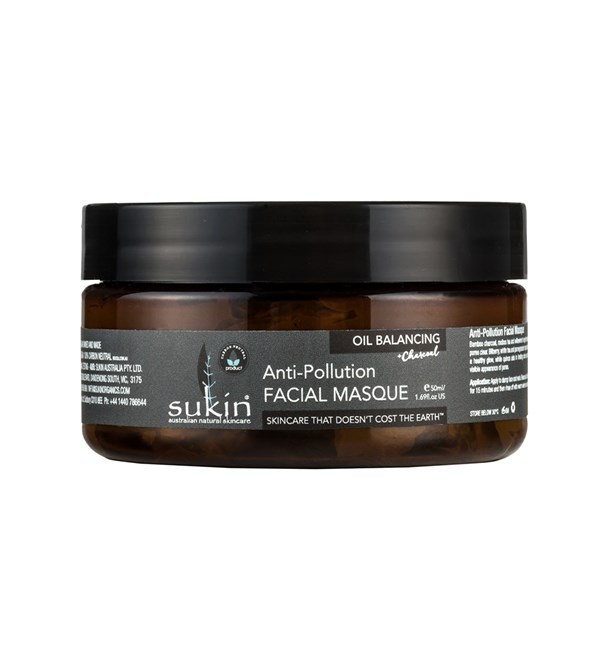Oil Balancing Anti-Pollution Facial Masque