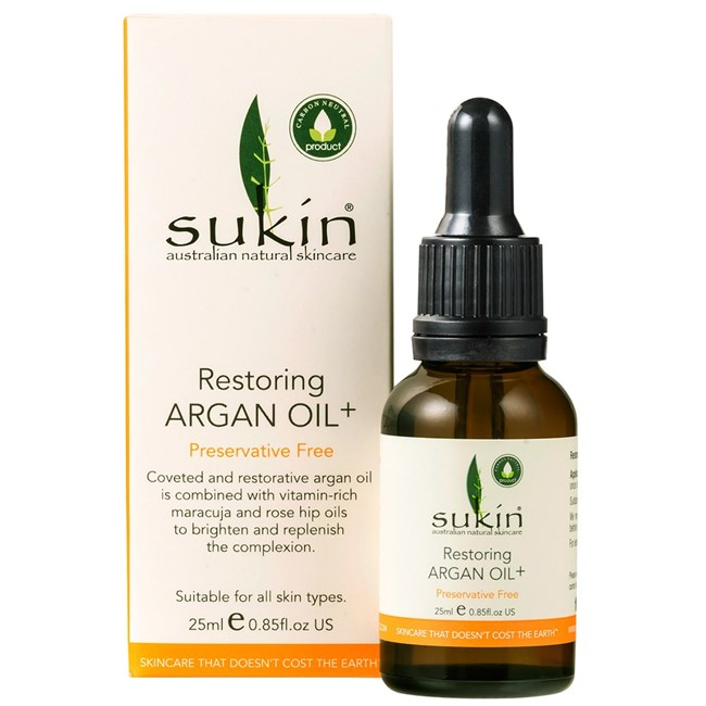 Restoring Argan Oil