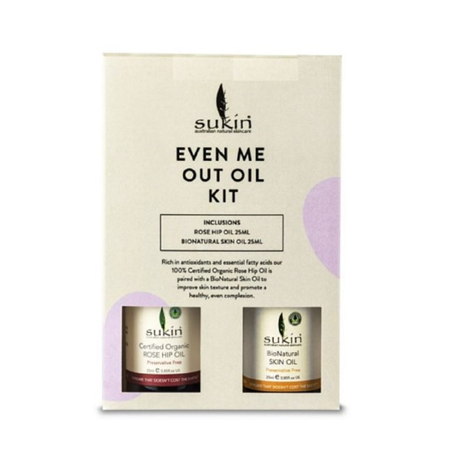 Even Me Out Oil Kit