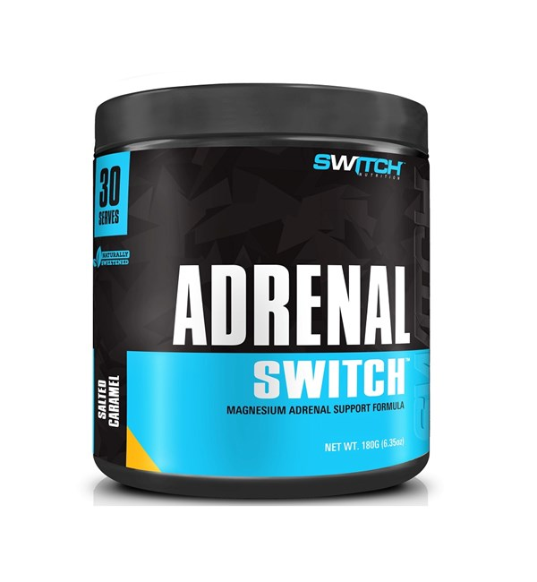 Adrenal Switch Salted Caramel