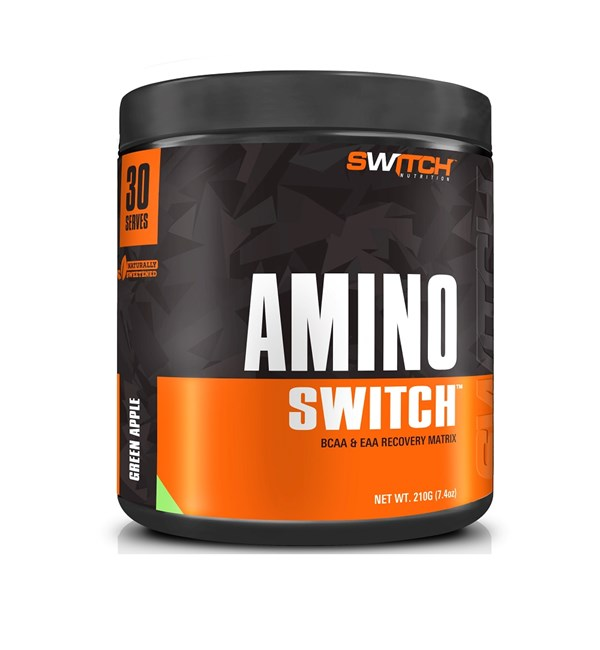 Amino Switch Green Apple