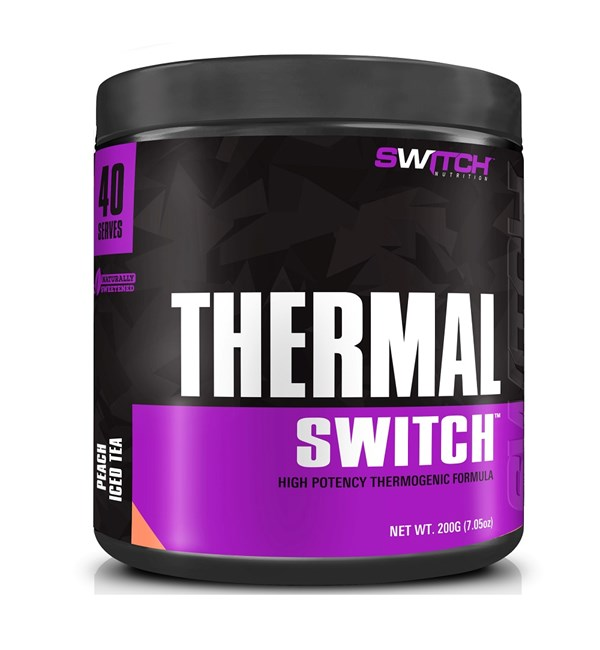 Thermal Switch Peach Iced Tea