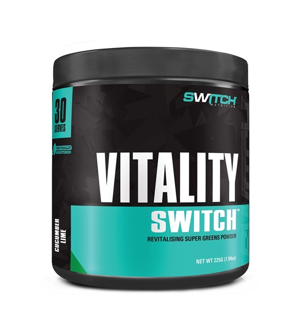 Vitality Switch Cucumber Lime