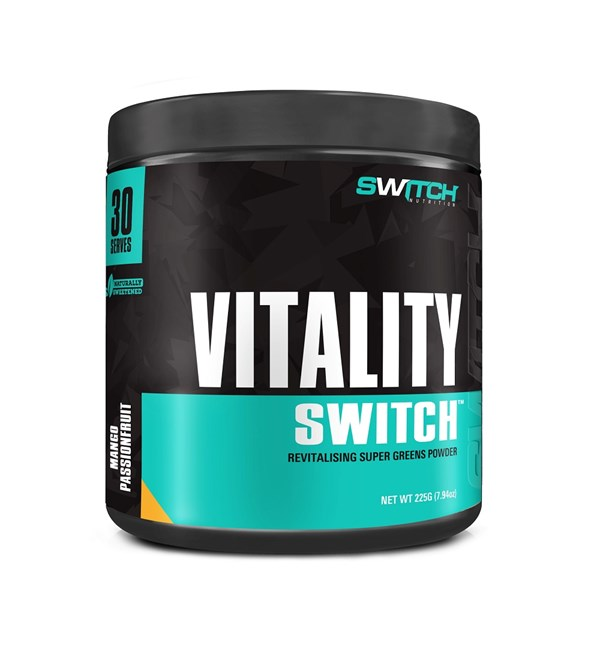 Vitality Switch Mango Passionfruit