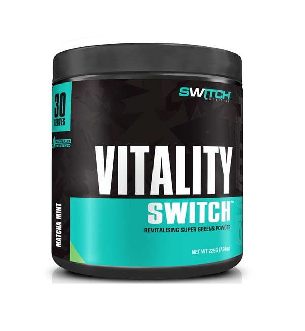 Vitality Switch Matcha Mint