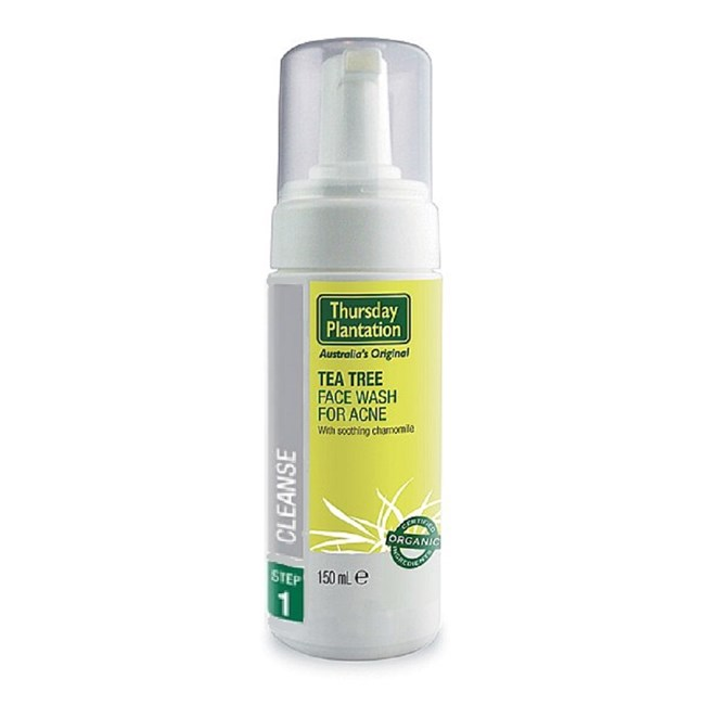 Tea Tree Face Wash for Acne