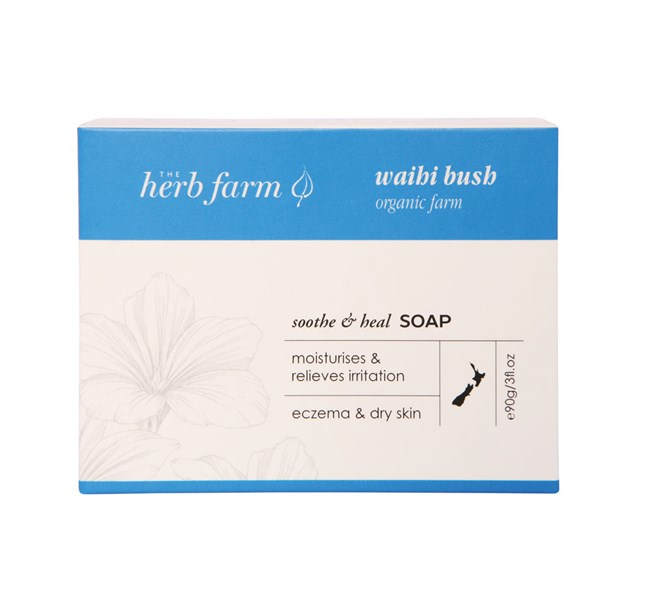 Soothe and Heal Soap