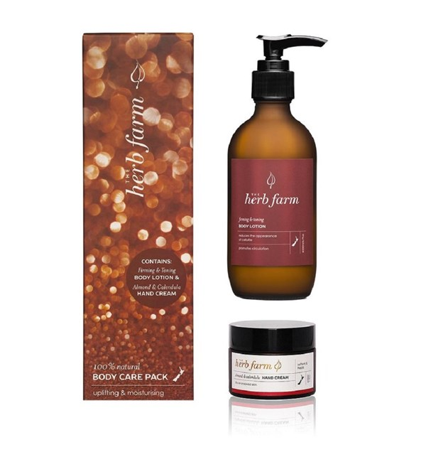 Body Care Pack - Firming & Toning