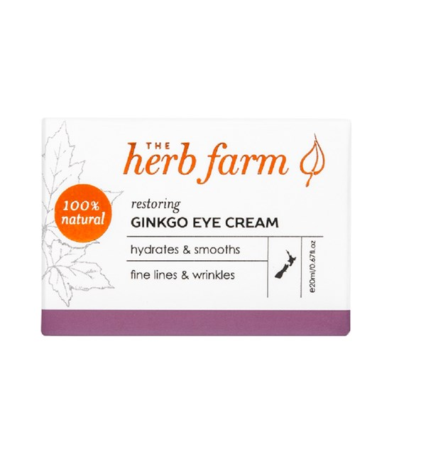 Restoring Ginkgo Eye Cream