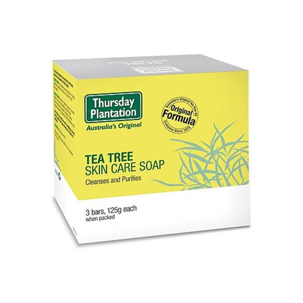 Tea Tree Skin Care Soap