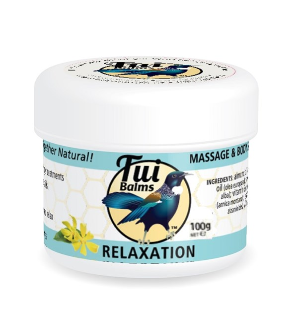 Relaxation Massage and Body Balm