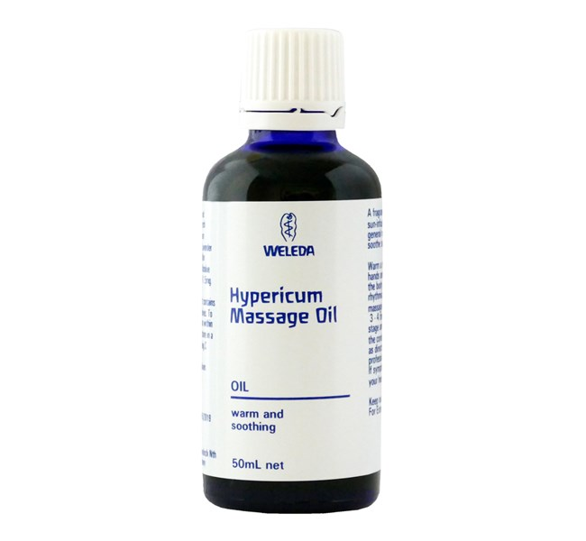 Hypericum Massage Oil