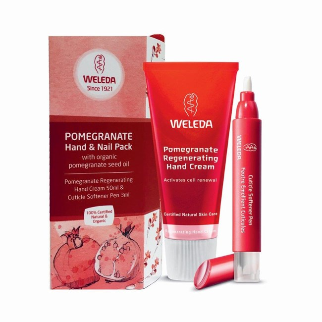 Pomegranate Hand & Nail Pack