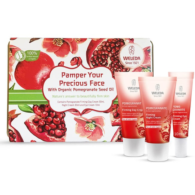 Pamper Your Precious Face Pack