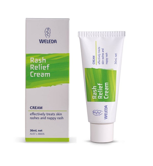 Rash Relief Cream